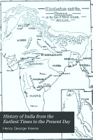 History of India from the Earliest Times to the Present Day PDF