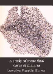 A Study of Some Fatal Cases of Malaria