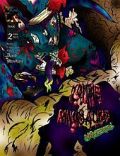 Zombie Dinosaurs Awakening Issue#2
