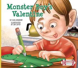 Monster Boy s Valentine PDF