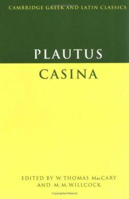 Plautus  Casina