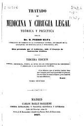 Tratado de medicina y cirugia legal teórica y práctica: Volumen 2