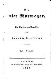 Novellen: Gesammt-Ausg, Bände 7-9