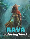 Raya Coloring Book