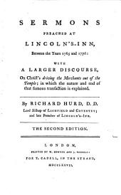 Sermons preached at Lincoln's-inn, between the years 1765 and 1776