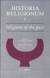 Historia Religionum Volume 1 Religions Of The Past Book PDF