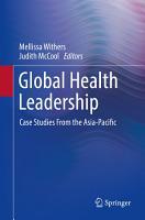Global Health Leadership PDF