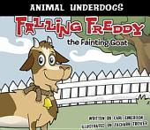 Falling Freddy the Fainting Goat