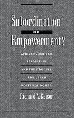 Subordination or Empowerment?