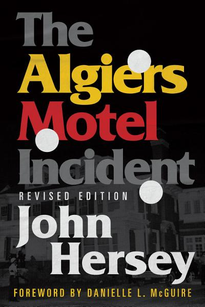 Download The Algiers Motel Incident Book
