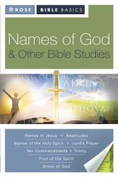 Rose Bible Basics Names Of God Book PDF