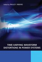 Time Varying Waveform Distortions in Power Systems PDF