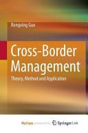 Cross Border Management