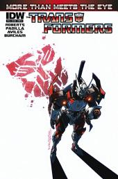 Transformers: More Than Meets the Eye #16