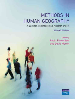 Methods in Human Geography PDF