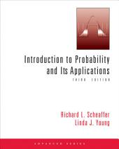 Introduction to Probability and Its Applications: Edition 3