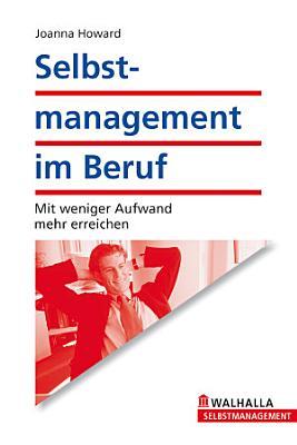 Selbstmanagement im Beruf PDF