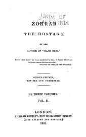 Zohrab: The Hostage, Volume 2
