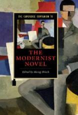 The Cambridge Companion to the Modernist Novel PDF