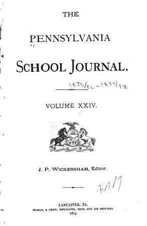 The Pennsylvania School Journal PDF