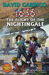 1636  The Flight of the Nightingale Book