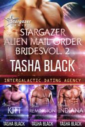 Stargazer Alien Mail Order Brides: Collection #2