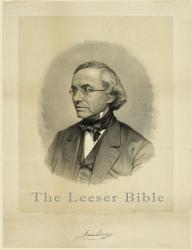 The Leeser Bible Book PDF