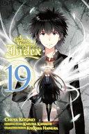A Certain Magical Index  Vol  19  manga