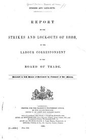 Report on Strikes and Lock-outs in the United Kingdom ... and on Conciliation and Arbitration Boards ...: Presented to Both Houses of Parliament by Command