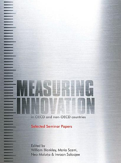 Measuring Innovation in OECD and Non OECD Countries PDF