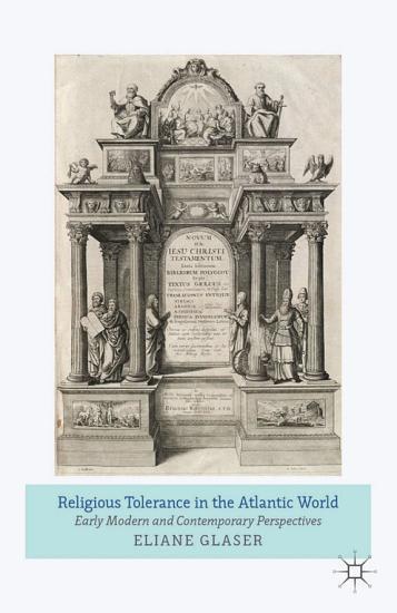 Religious Tolerance in the Atlantic World PDF