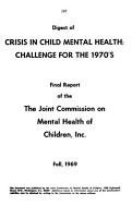 Comprehensive Child Development Act of 1971 PDF