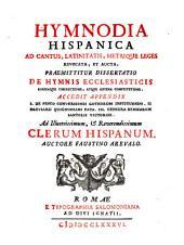 Hymnodia hispanica