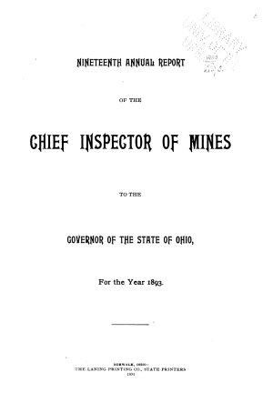 Annual Mine Report PDF