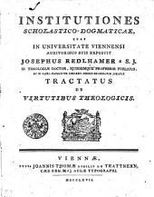 Tractatus de Virtutibus Theologicis