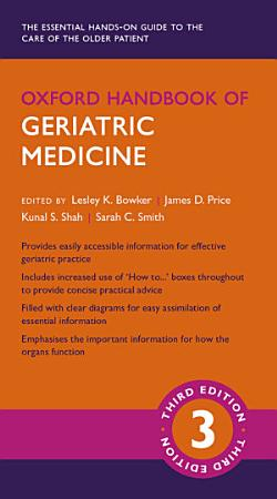 Oxford Handbook of Geriatric Medicine 3e PDF