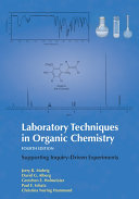 Laboratory Techniques in Organic Chemistry