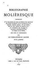 Bibliographie molièresque
