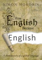 How English Became English PDF