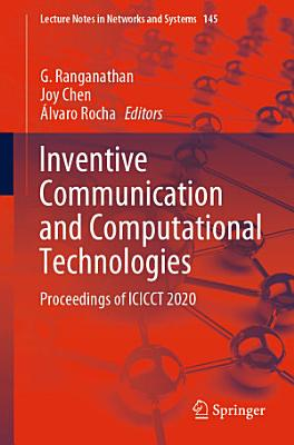 Inventive Communication and Computational Technologies PDF