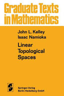 Linear Topological Spaces
