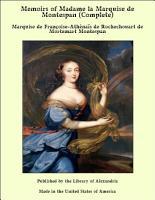 Memoirs of Madame la Marquise de Montespan  Complete  PDF