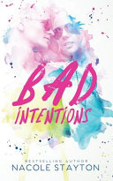 Bad Intentions PDF