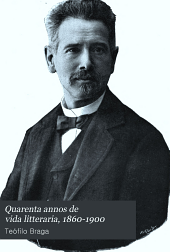 Quarenta annos de vida litteraria (1860-1900): cartas de Innocencio Francisco da Silva ... [et al.] ; com um prólogo autobiographia mental de um pensador isolado