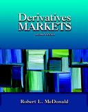 Derivatives Markets PDF
