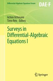 Surveys in Differential-Algebraic Equations I