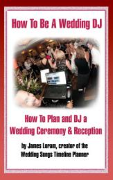 How to Be A Wedding DJ