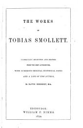 The Works of Tobias Smollett