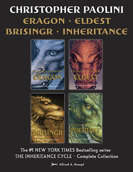 Download The Inheritance Cycle 4 Book Collection Book