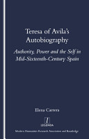 Teresa of Avila s Autobiography PDF
